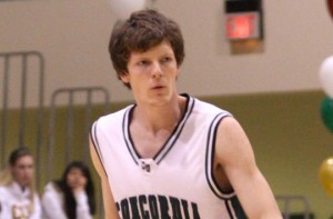 Cam Gliddon with the Beatles bowl cut